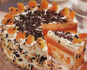 Torta od čokolade i pomorandži