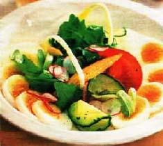 Šarena prolećna salata