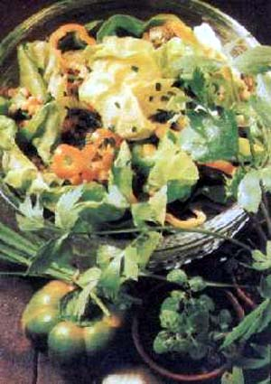 Grčka mešana salata