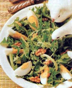 Salata od maslačaka