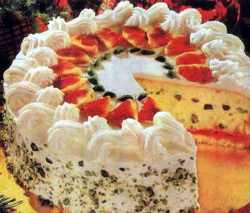 Torta od pistaća