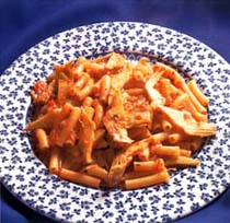 Makaroni s mlevenim mesom na grčki način