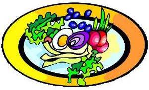 Salata s kuvanim mesom