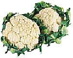 Junetina sa cvetovima karfiola