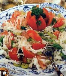 Mešana salata od povrća