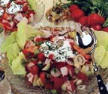 Salata od rotkvica sa jogurtom