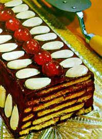 Nepečeni kolač