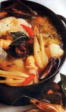 Francuska riblja supa