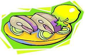 Riba s makaronima