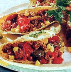 Meksičke slane palačinke