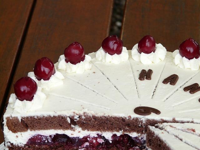 Švarcvald torta s pudingom