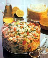 "Pirinčana salata ""derbi"""