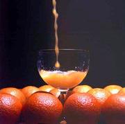 Palačinke sa sokom od pomorandže