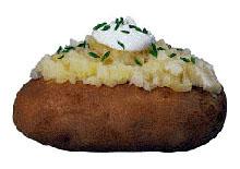 Musaka od krompira s kačkavaljem