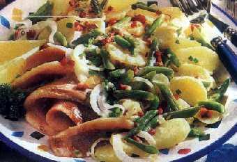 Salata od krompira i celera