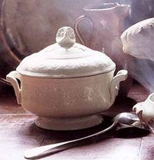 Ćureća supa s knedlama od griza