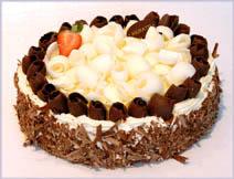 Brza torta od kafe i sira