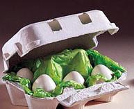 Poširana jaja u crvenom sosu