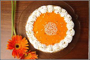Torta s korom pomorandže