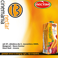 Cinemania 2005 (2. novembar)