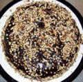 Crna sočna torta