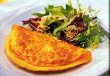 Letnji sos za omlet