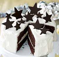 Čokoladna šlag torta