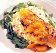 Piletina s pomorandžama