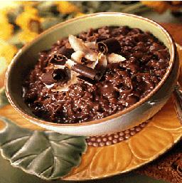 Čokolada sa rižom