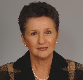 Prof. dr Milka Drezgić, internista-endokrinolog