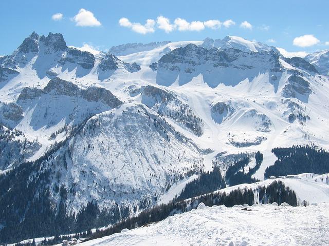 Ski-centri u Italiji (foto)