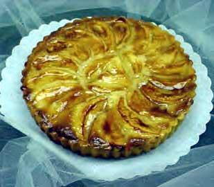Torta od pečenih jabuka
