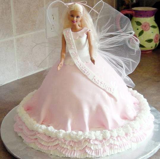 Barbika torta