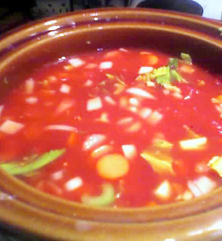 Brza kineska supa