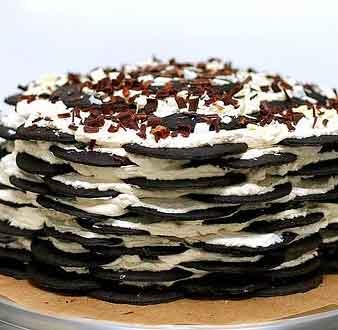 Šareni posni kolač