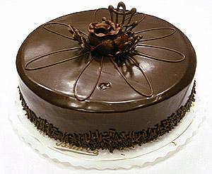Hrskava čokoladna torta