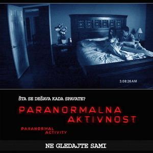 Paranormalna aktivnost