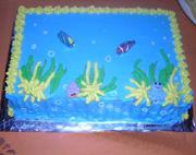 Prolećna kapri torta