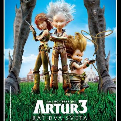 Artur 3: rat dva sveta
