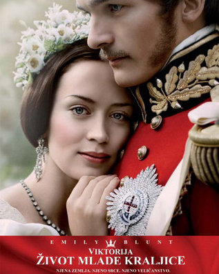 Viktorija: život mlade kraljice