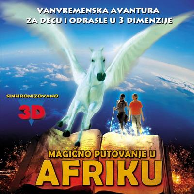 Magično putovanje u Afriku 3D
