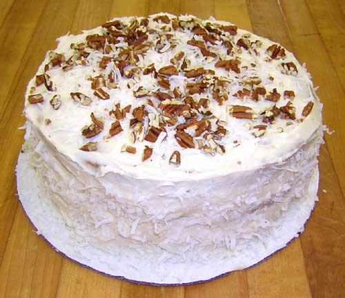 Grčka torta s orasima, čokoladom i keksom