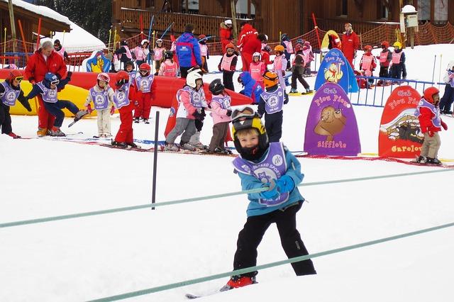 Deca i skijanje – kada početi?