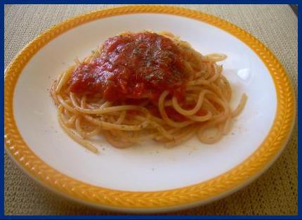 """Špageti """"Scarpara"""""""