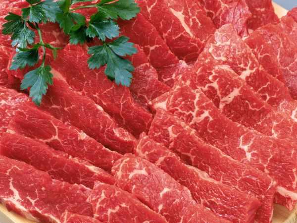 Manje crvenog mesa – duži život