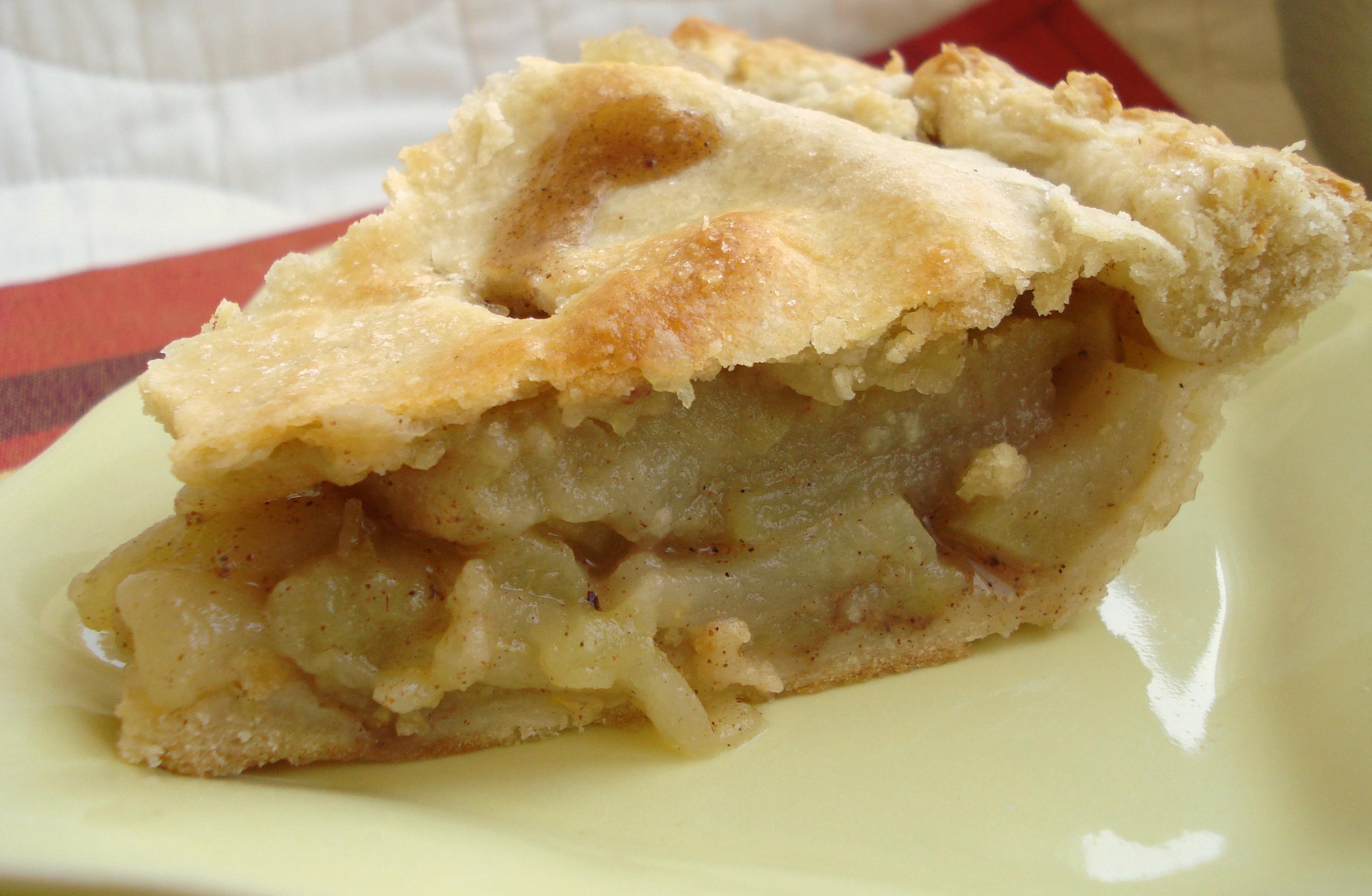 Posna pita od jabuka