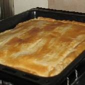 Medena pita s korama