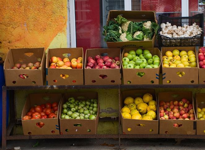 Voće i povrće za muškarce