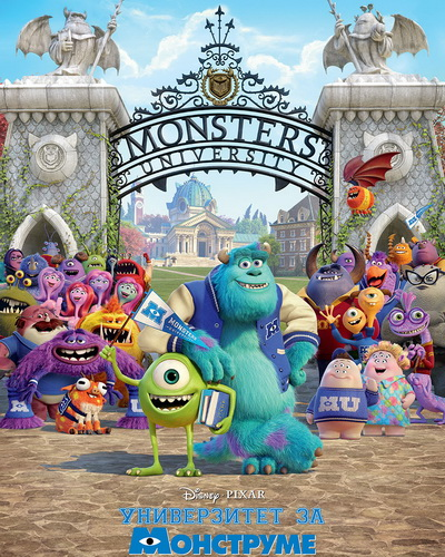 Univerzitet za monstrume