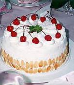 Torta s višnjama